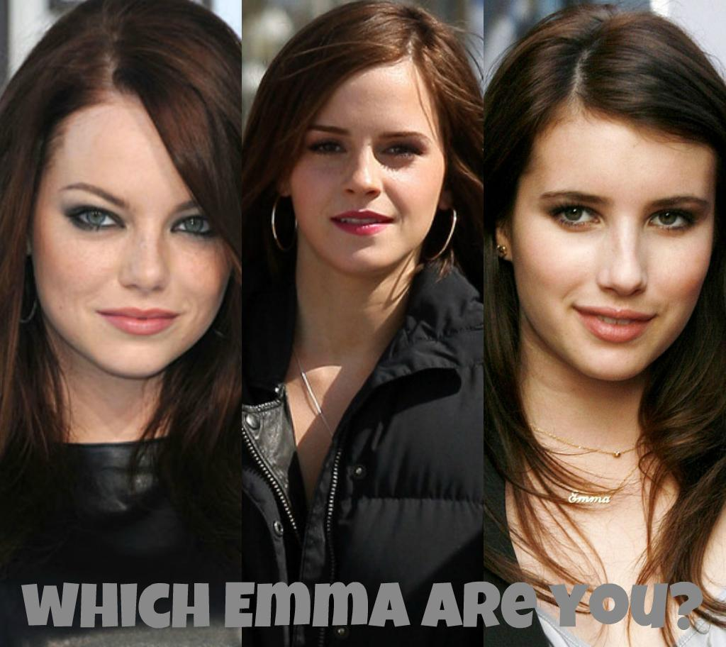 Which Emma are you?