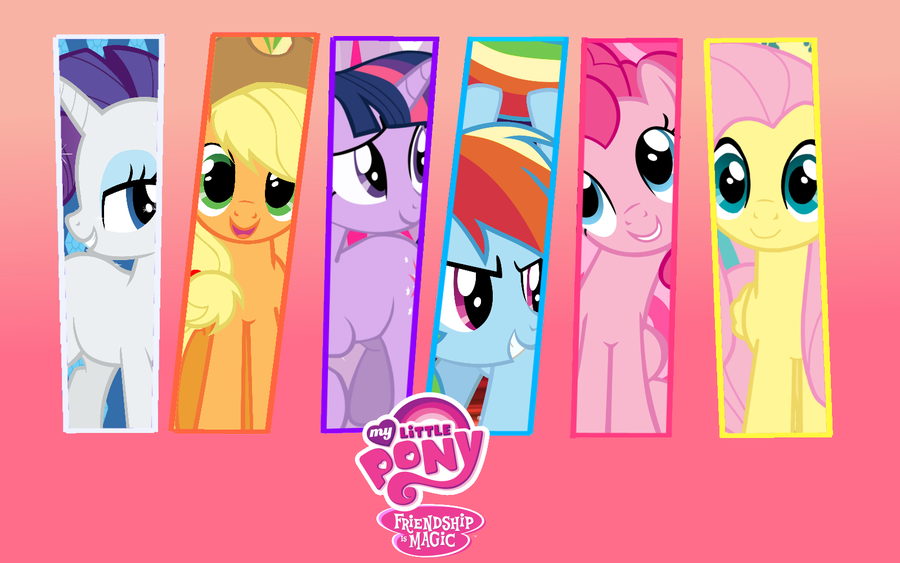 Which My Little Pony Mane Six Character are You