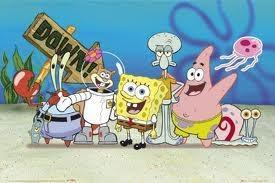 What spongebob character are you? (2)