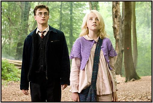 Are you Harry's Little sister or Luna's little sister?