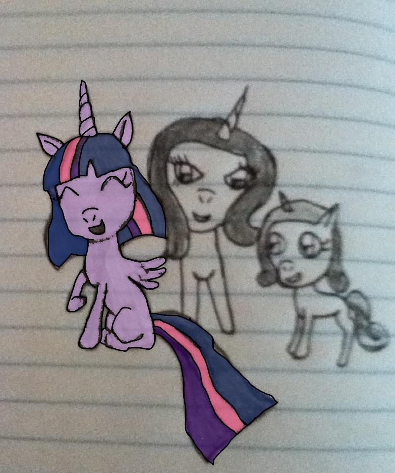 Who are you from My Little Pony if there wasnt a rainboom?