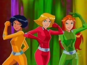 witch girl are u from totally spies!!!!