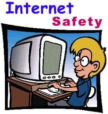 staying safe on the internet!