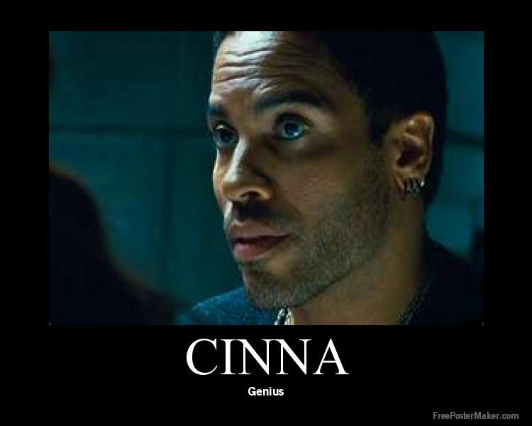 How well do you know Cinna?