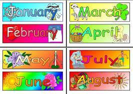 what month are you?