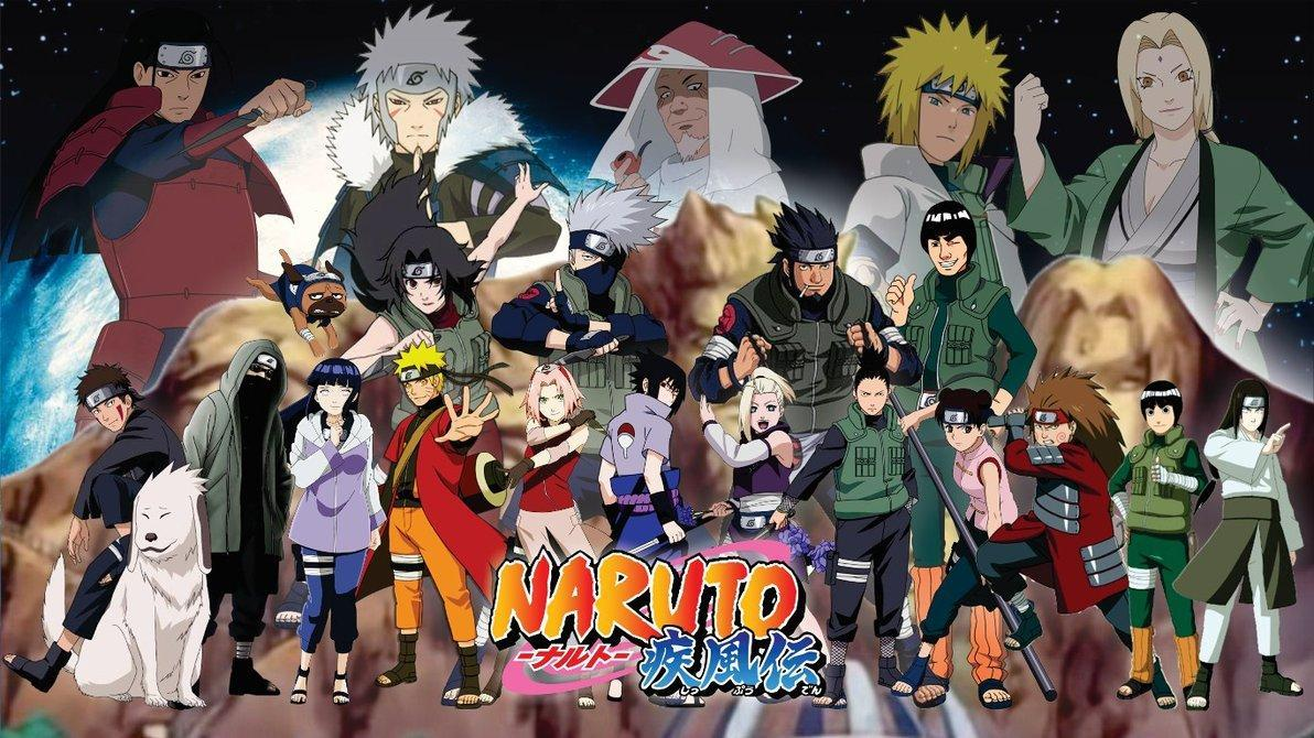 The Ultimate Naruto Quiz