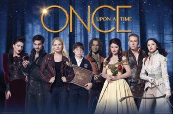 Who are you in Once Upon a Time?