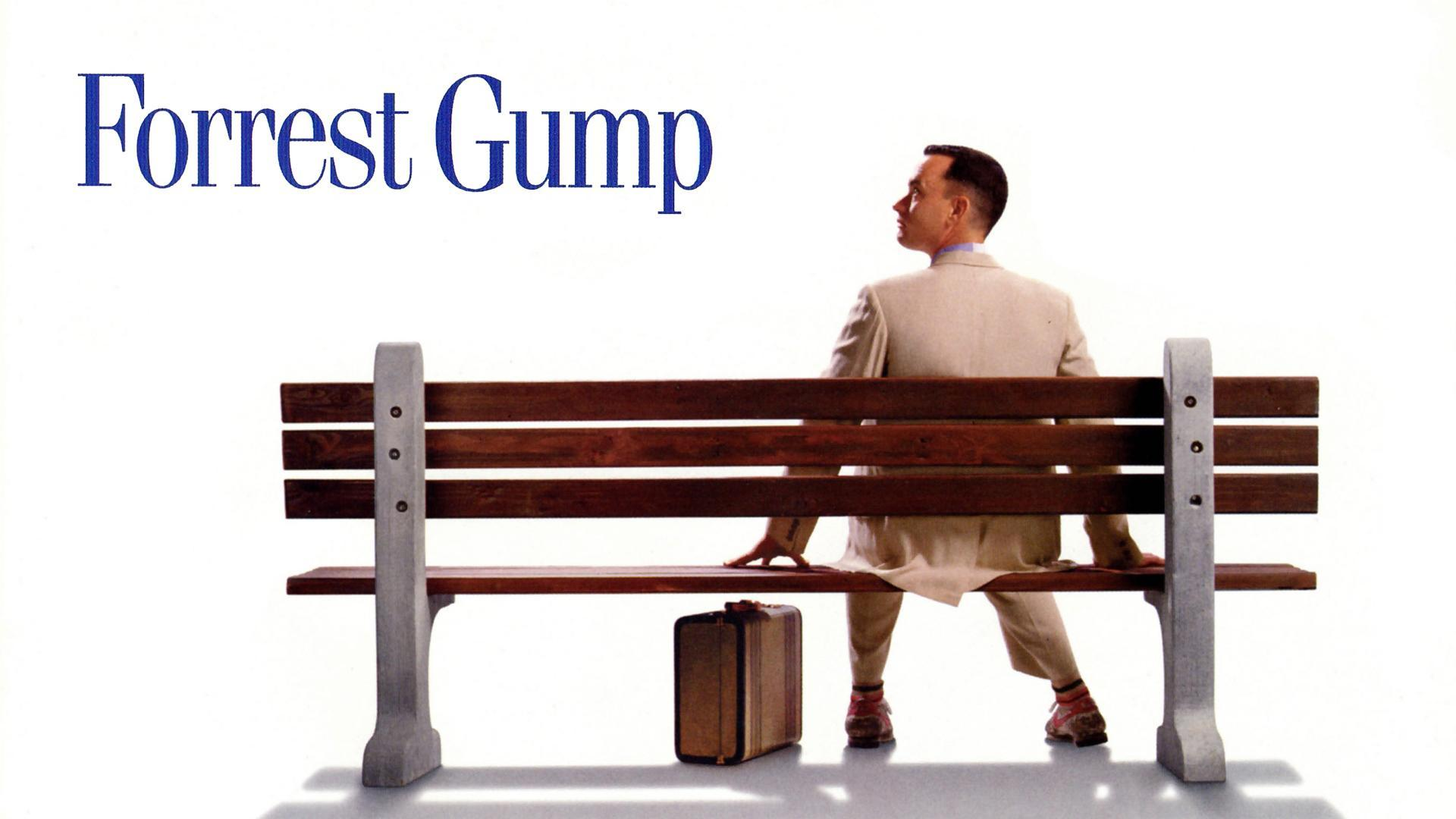 Who are you from Forrest Gump?