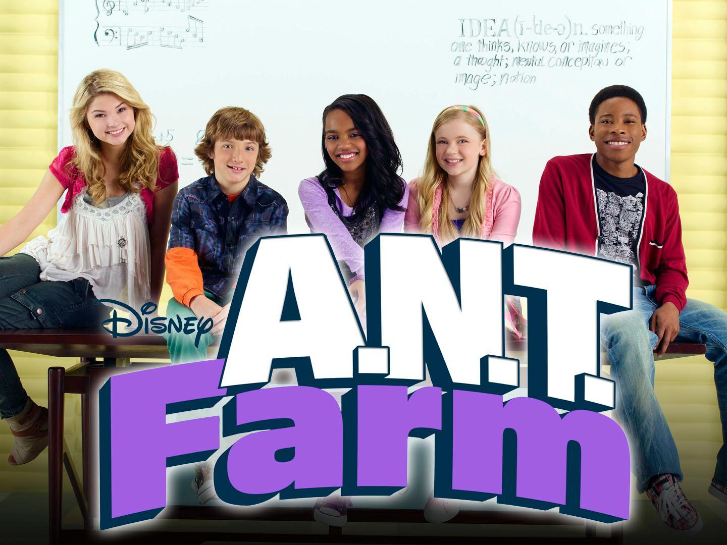 what Ant Farm character are you ?