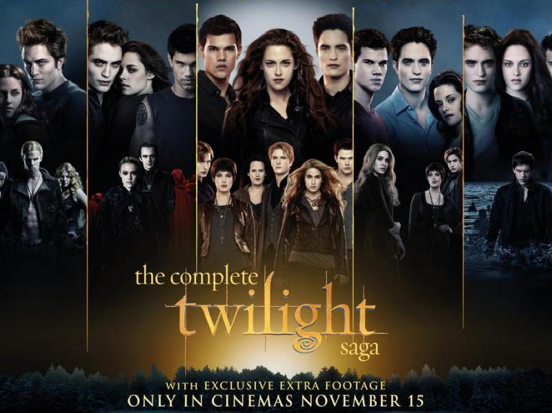 Do you know the twilight series?