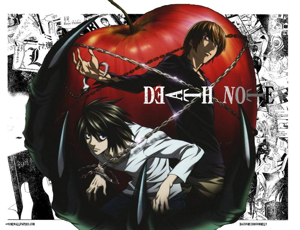 What Death Note character likes you?