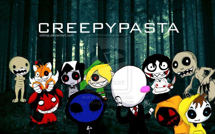 What Creepypasta is stalking you??
