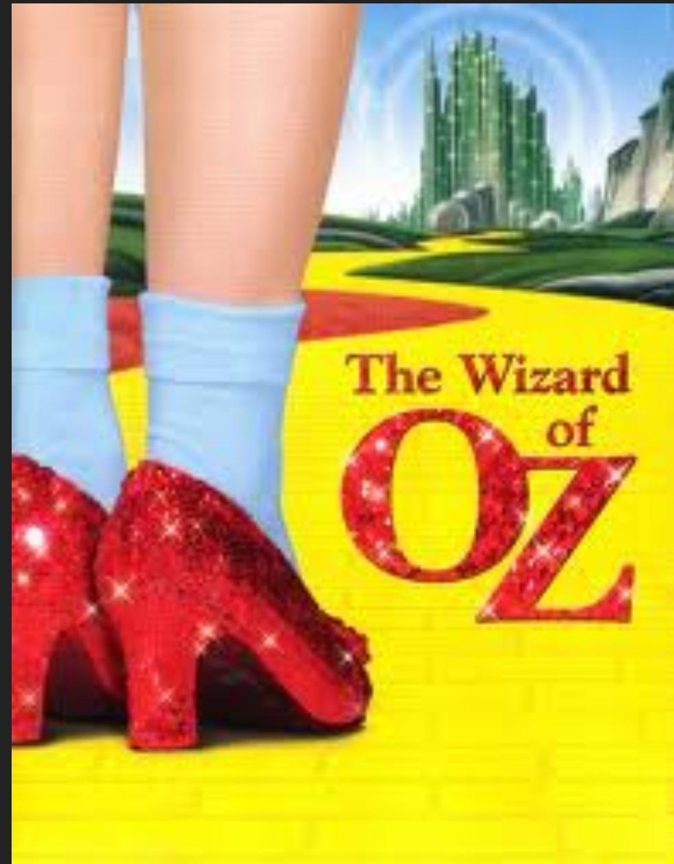 Th wizard of OZ:are you a good witch or A bad witch ????