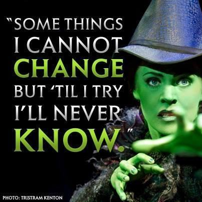 HOW WELL DO YOU KNOW WICKED:THE MUSICAL?