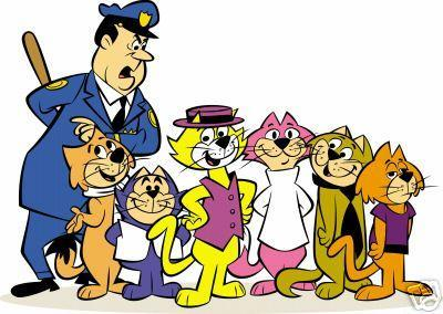 which TOP CAT gang member are you?
