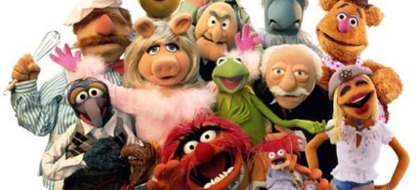 WHO ARE YOU FROM THE MUPPETS?