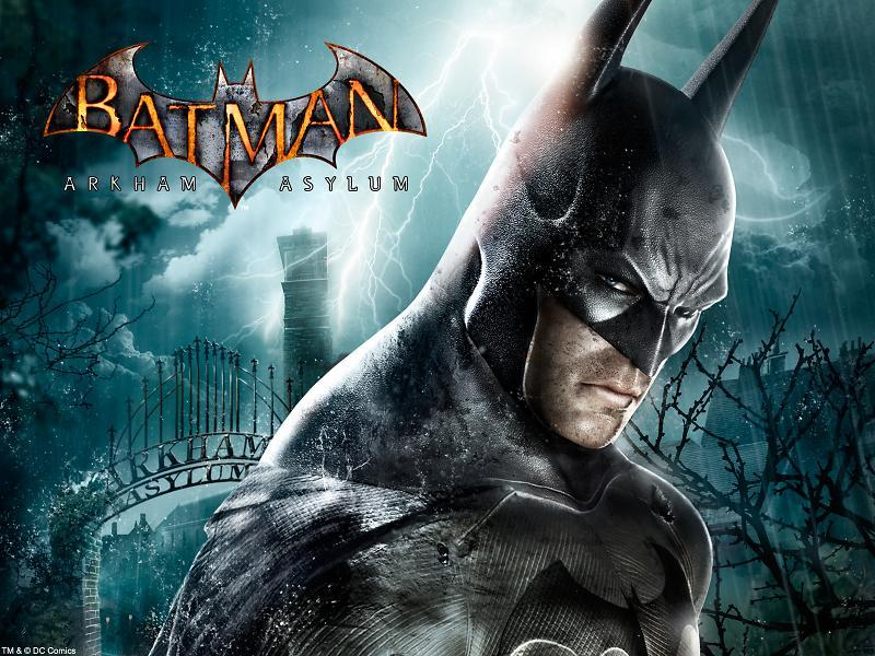 Batman: Arkham Asylum - The Game