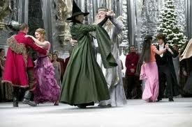 yule ball dress and date and story (girls only)
