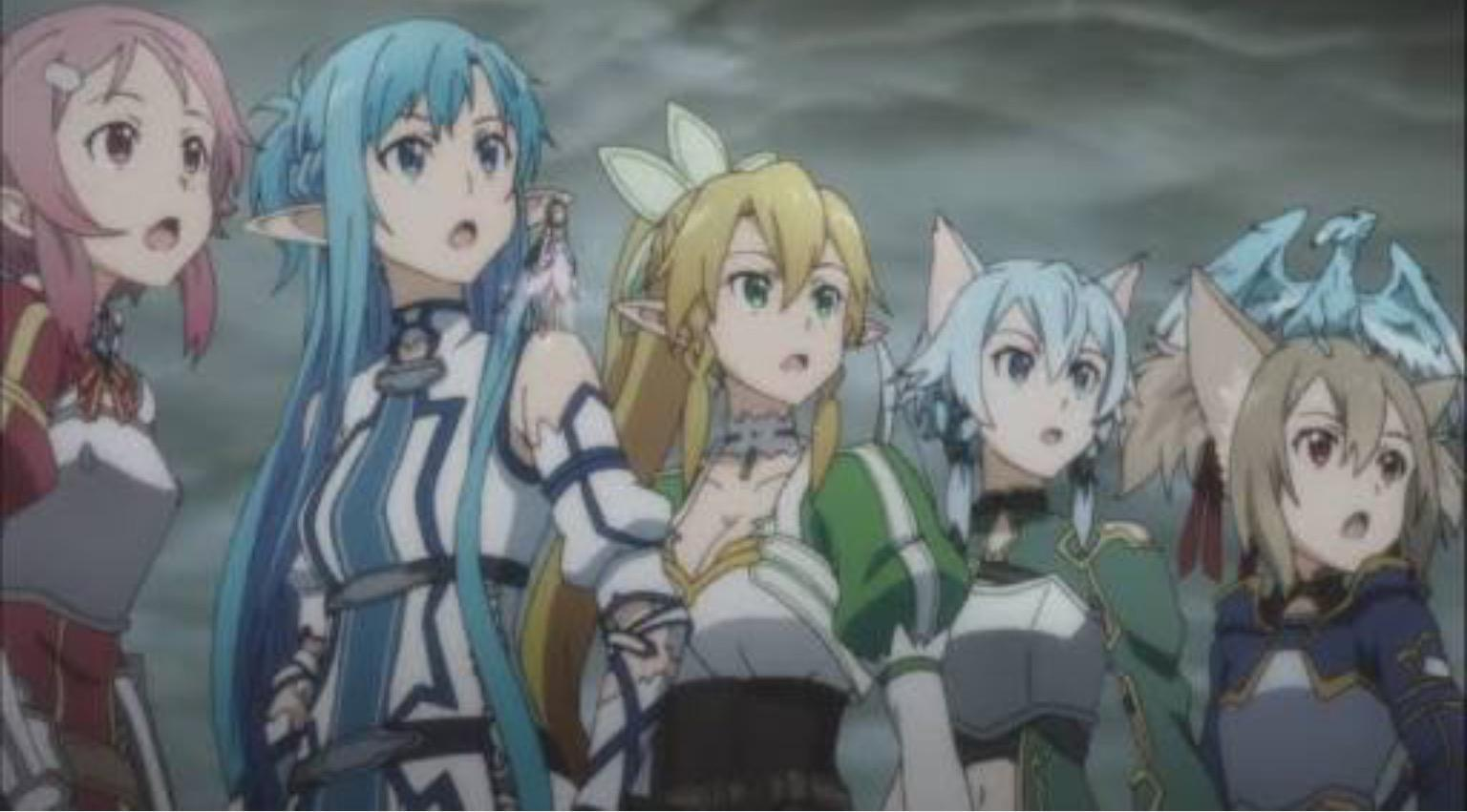 What sao girl would date you personality quiz