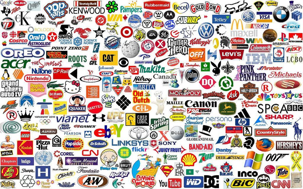 Do You Know Your Logos? PART I: Businesses & Entertainment.