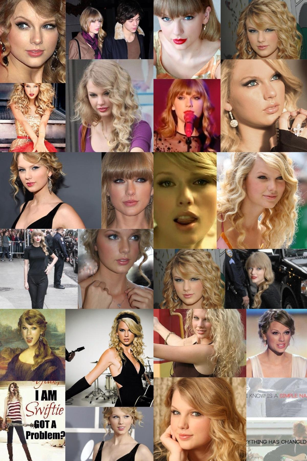 Are you a real Swiftie?? xoxo