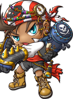 Which path will you take - Maplestory - Pirate