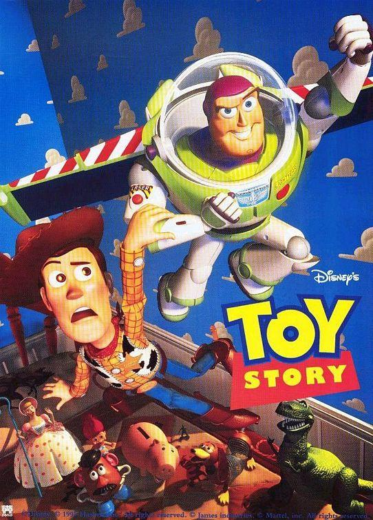 What Toy Story 1 Character R U?