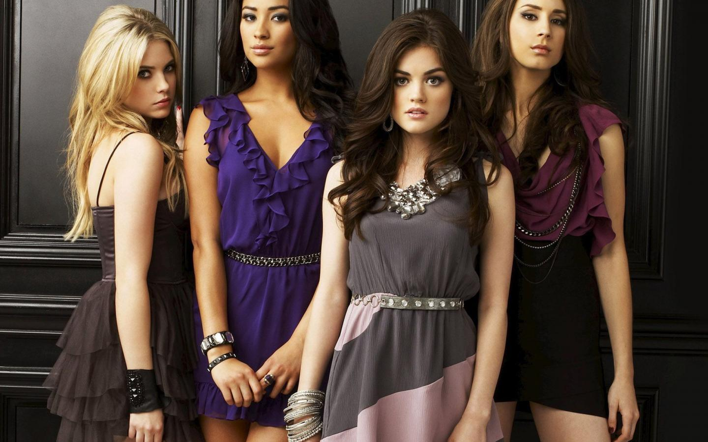 Which pretty little liar are you? (1)