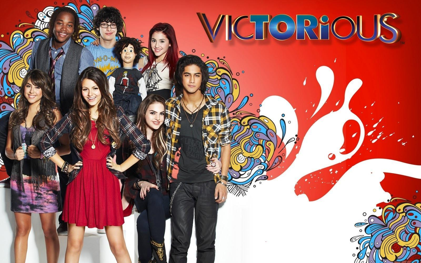 what victorious character are you? (1)