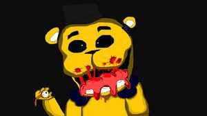 will golden freddy kill u