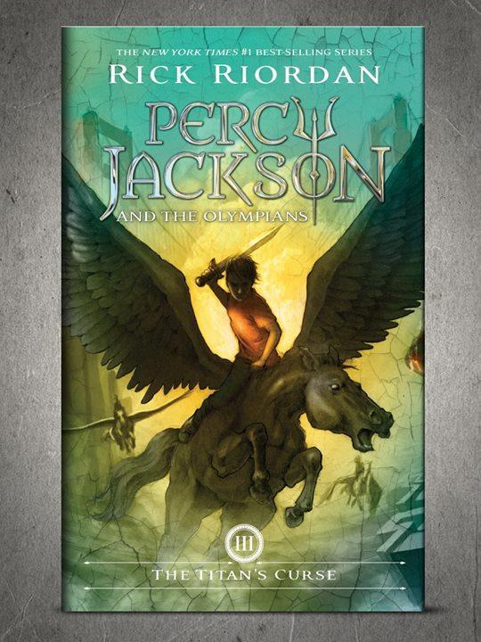 "How well do you know ""Percy Jackson and the Titans Curse""?"