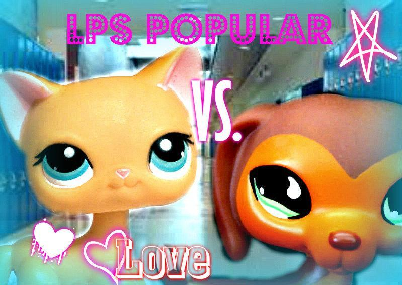 Which Lps popular character are you?
