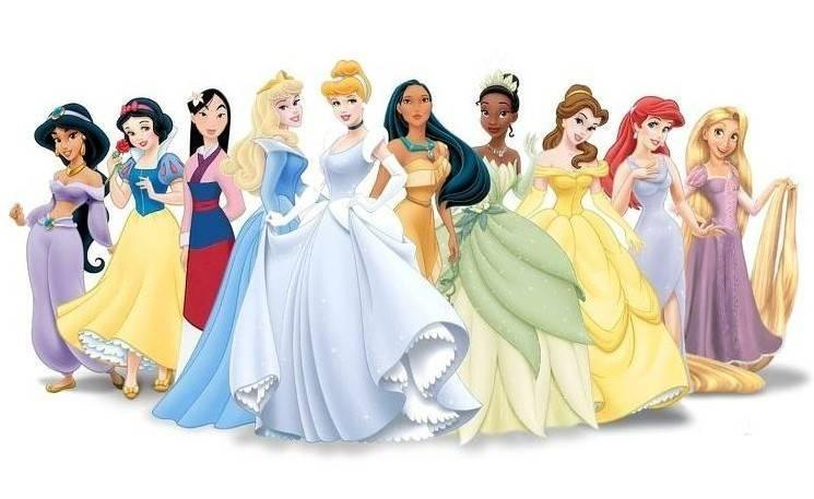 Which Disney Princess are you most alike?