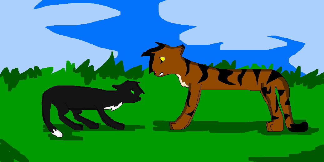 Warrior Cats (1)