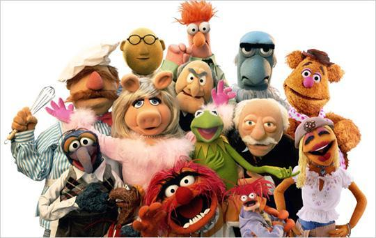 The Muppets personality quiz.