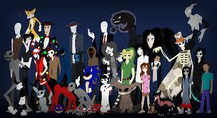Do you know your creepypasta?!?!?
