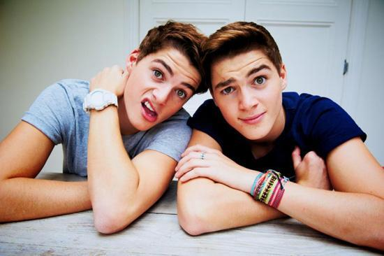 How well do you know Jack and Finn Harries?