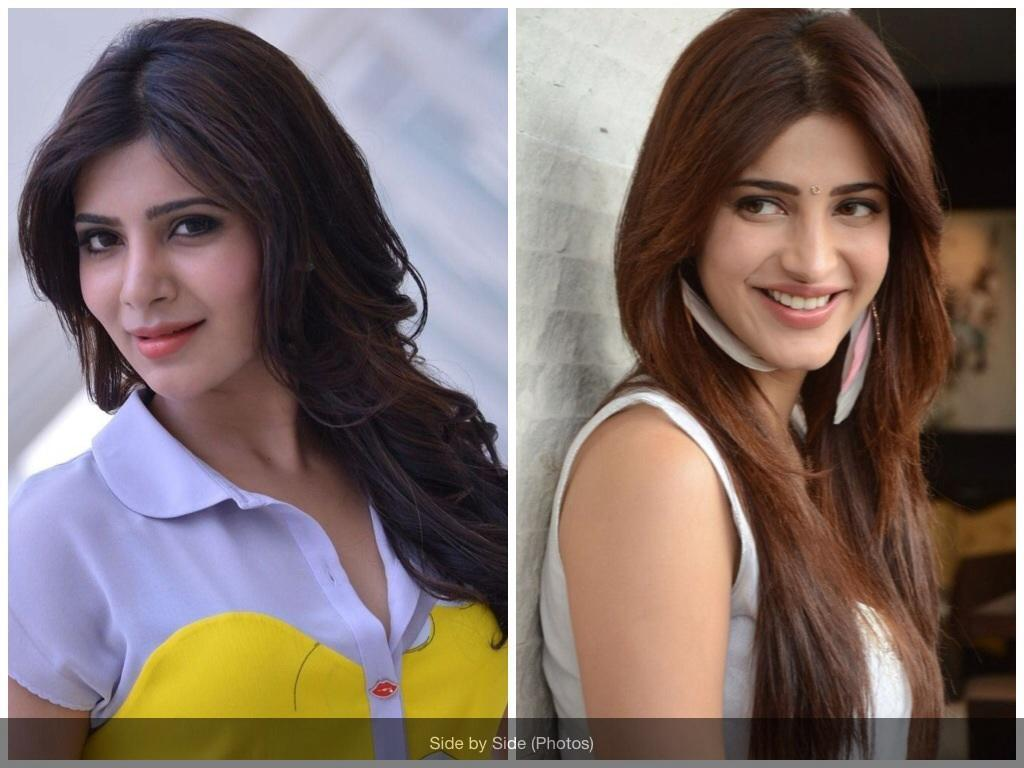 Are you Shruti Hassan or Samantha Ruth Prabhu (1)