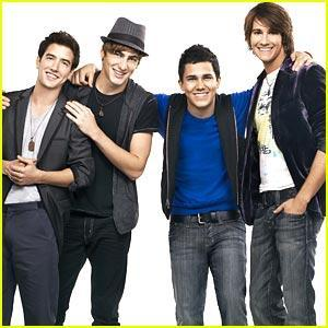 Big time rush character quiz