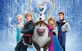 FROZEN : WHICH CHARACTER ARE YOU