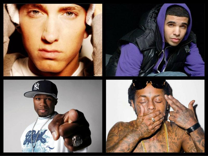 Which Rapper Would YOU Date?