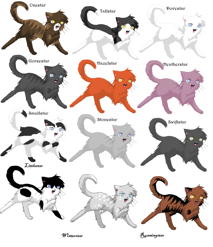 how well do u know Windclan?