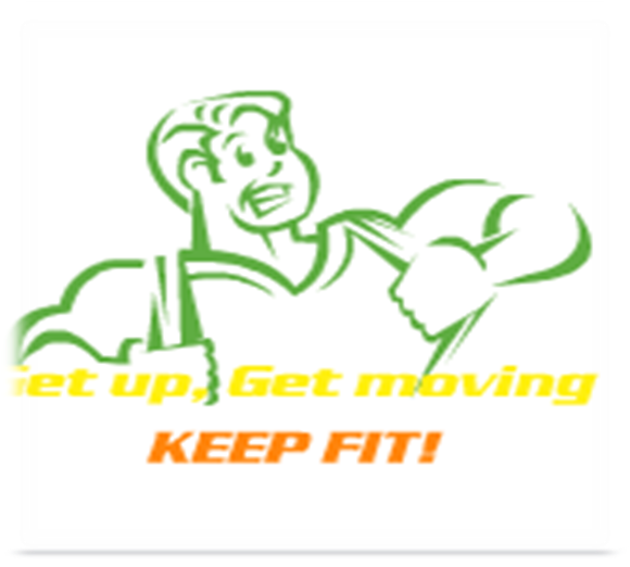 Get up! Get moving! Get fit!