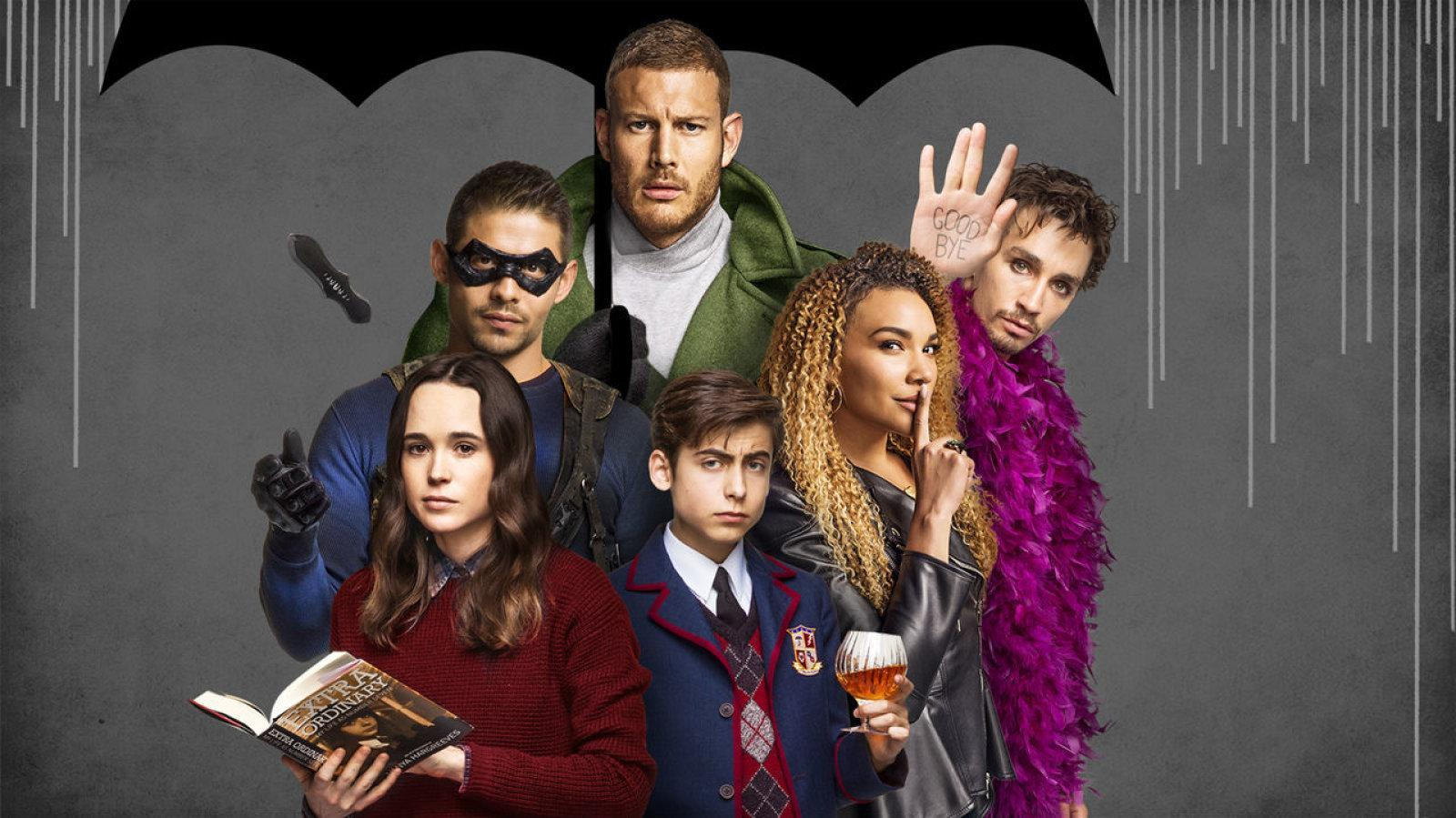 Which umbrella academy character are you?