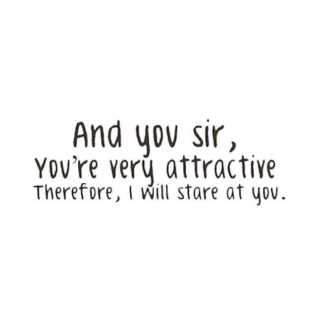 Are you attractive? (2)