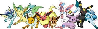 What Eeveelution Are You? (8)