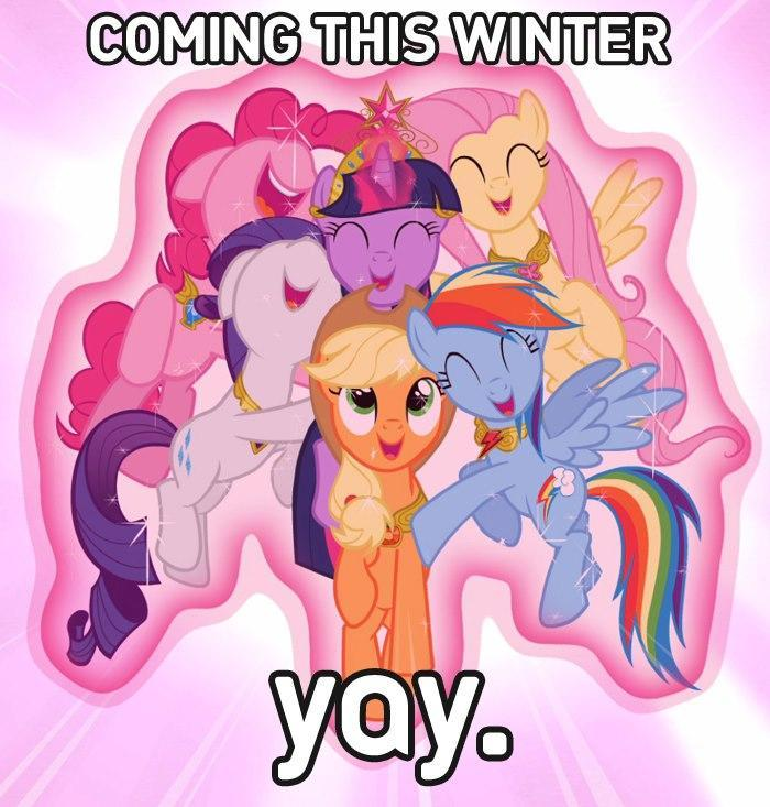 My Little Pony: Friendship Is Magic (Seasons 1-3)