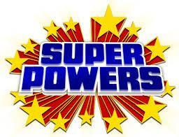 Which super power is yours?