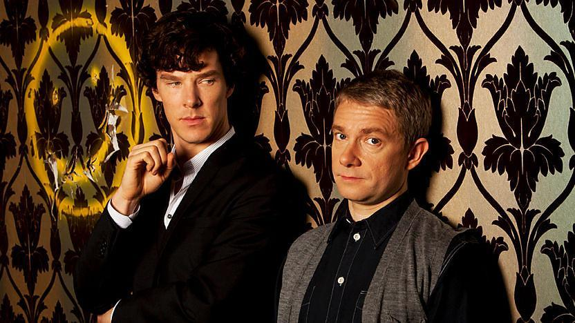 Which Character From Sherlock Are You?