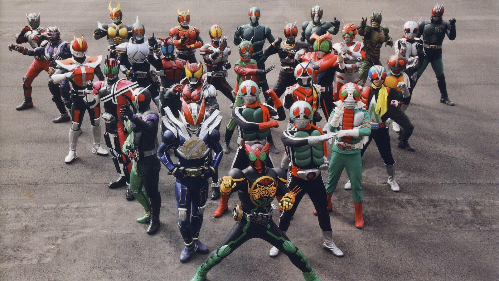Which Kamen Rider Are You Most Like?